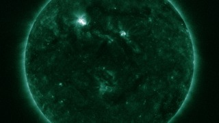 Link to Recent Story entitled: Impressionist Sun: SDO Source Images