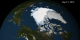 This animation shows the daily Arctic sea ice from August 1, 2012 through September 13,2012.