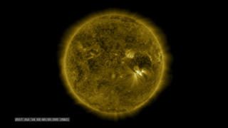 Link to Recent Story entitled: AR2665: The Lonely Sunspot of Solar Minimum