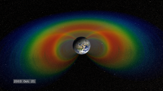 Link to Recent Story entitled: The Radiation Belts as seen by SAMPEX