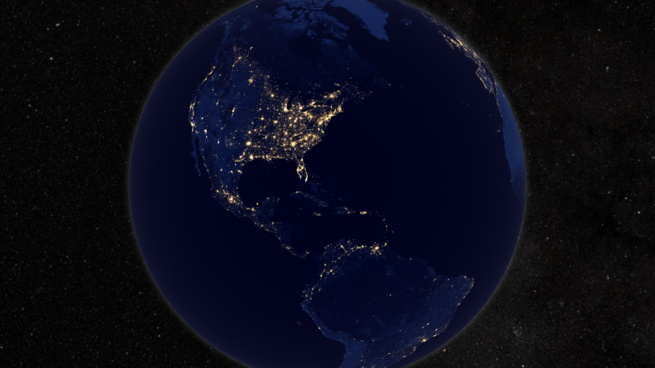 Svs unprecedented new look at our planet at night download gumiabroncs Image collections