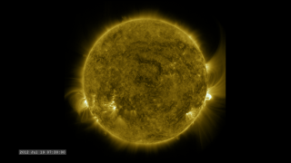 Link to Recent Story entitled: A July 2012 CME from SDO