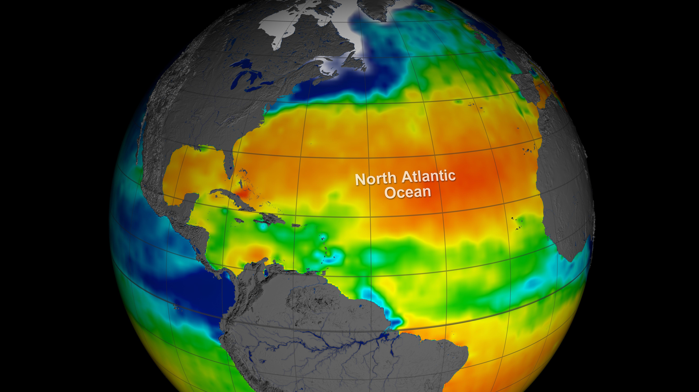 SVS: Aquarius Sea Surface Salinity Tour 2012