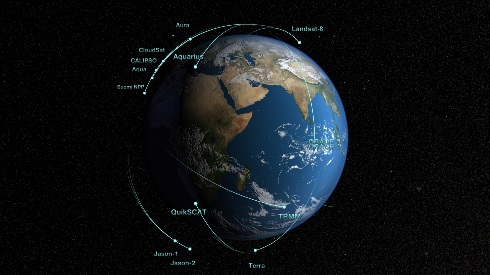 NASA Animation Earth (page 2) - Pics about space