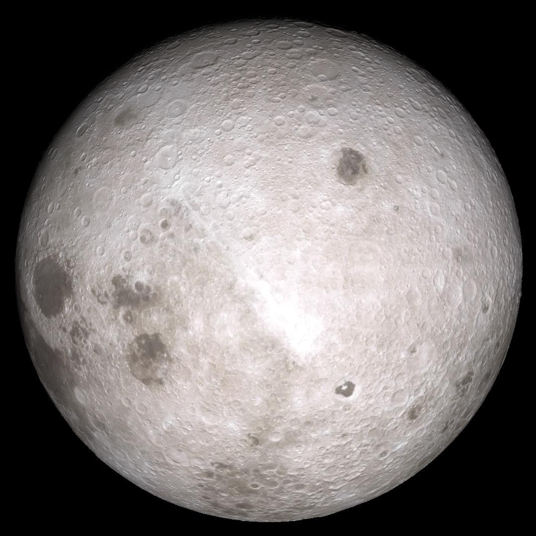 SVS: Lunar Far Side: From Luna 3 to LRO