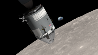 Link to Related Story entitled: Earthrise: The 45th Anniversary