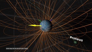 Link to Recent Story entitled: Neptune's Magnetosphere