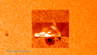 Link to Recent Story entitled: A Multi-Mission View of a Solar Flare: Optical to Gamma-rays