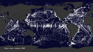 Link to Recent Story entitled: Garbage Patch Visualization Experiment