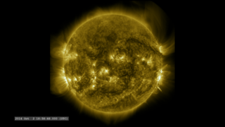 Link to Recent Story entitled: The M7 Flare of October 2, 2014, seen from SDO
