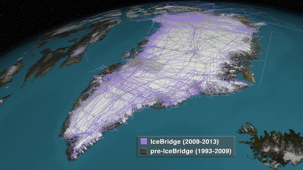 Pre Ice Age World Map.Svs Greenland Ice Sheet Stratigraphy