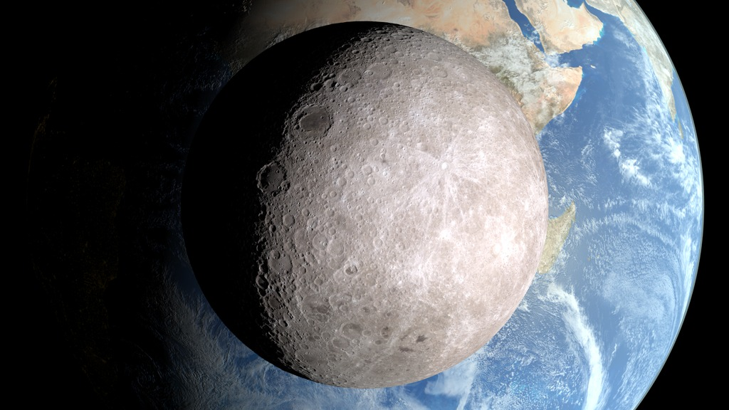 SVS: Moon Phase and Libration, from the Other Side