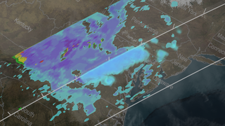 Link to Recent Story entitled: GPM Sees Baltimore/Washington Corridor Snow Storm (Feb. 21, 2015)