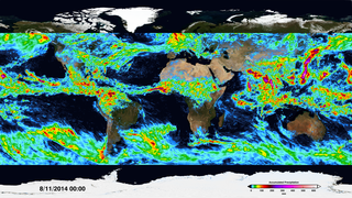 Link to Recent Story entitled: Accumulated Precipitation from the IMERG Global Precipitation Data
