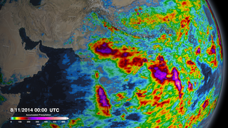 Link to Recent Story entitled: IMERG Accumulated Precipitation Across India's Ghats Mountains