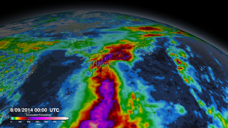 Link to Recent Story entitled: IMERG Accumulated Precipitation Rates from Cylone Halong