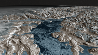 Link to Recent Story entitled: Greenland's Glaciers as seen by RadarSat
