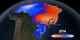 Example animation showing significant ground water storage loss around Brazil's most populated areas. This animation starts with a global view of the Americas, then zooms into the country of Brazil. The location of major reservoirs are revealed, followed by population data. Lastly, GRACE water storage anomaly data for the months of April, May, June is shown beginning in 2002 and going up to 2014. Finally, the region around São Paulo and Rio de Janeiro is highlighted to show the significant water storage loss in this highly populated region.