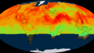 Link to Recent Story entitled: A Year of Global Carbon Dioxide Measurements