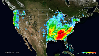 Link to Recent Story entitled: IMERG Rainfall Accumulation over the United States for December 2015
