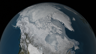 Link to Recent Story entitled: Arctic Sea Ice Maximum - 2016