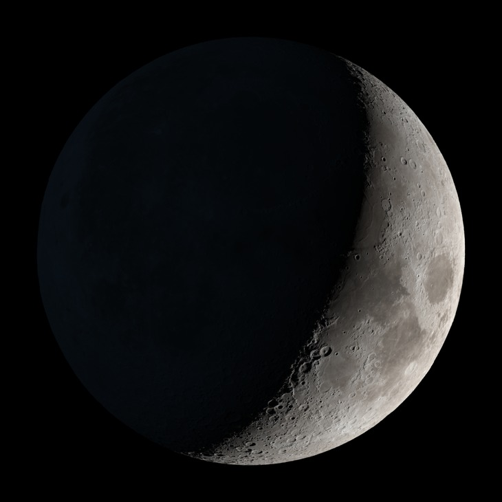 Moon to observe during event 2019/1/11