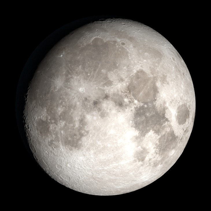 Moon to observe during event 2019/11/9 (11/9 23:00 UT)