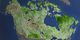 This animation examines the change in the vegetation trend over Canada and Alaska between 1984 and 2012.