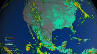Link to Recent Story entitled: North American Monsoon