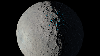 Link to Recent Story entitled: Permanent Shadows on Ceres