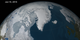 In this animation, the Earth rotates slowly as the Arctic sea ice advances over time from January 18 through July 7, 2016