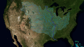 Link to Recent Story entitled: The Rivers of the Mississippi Watershed
