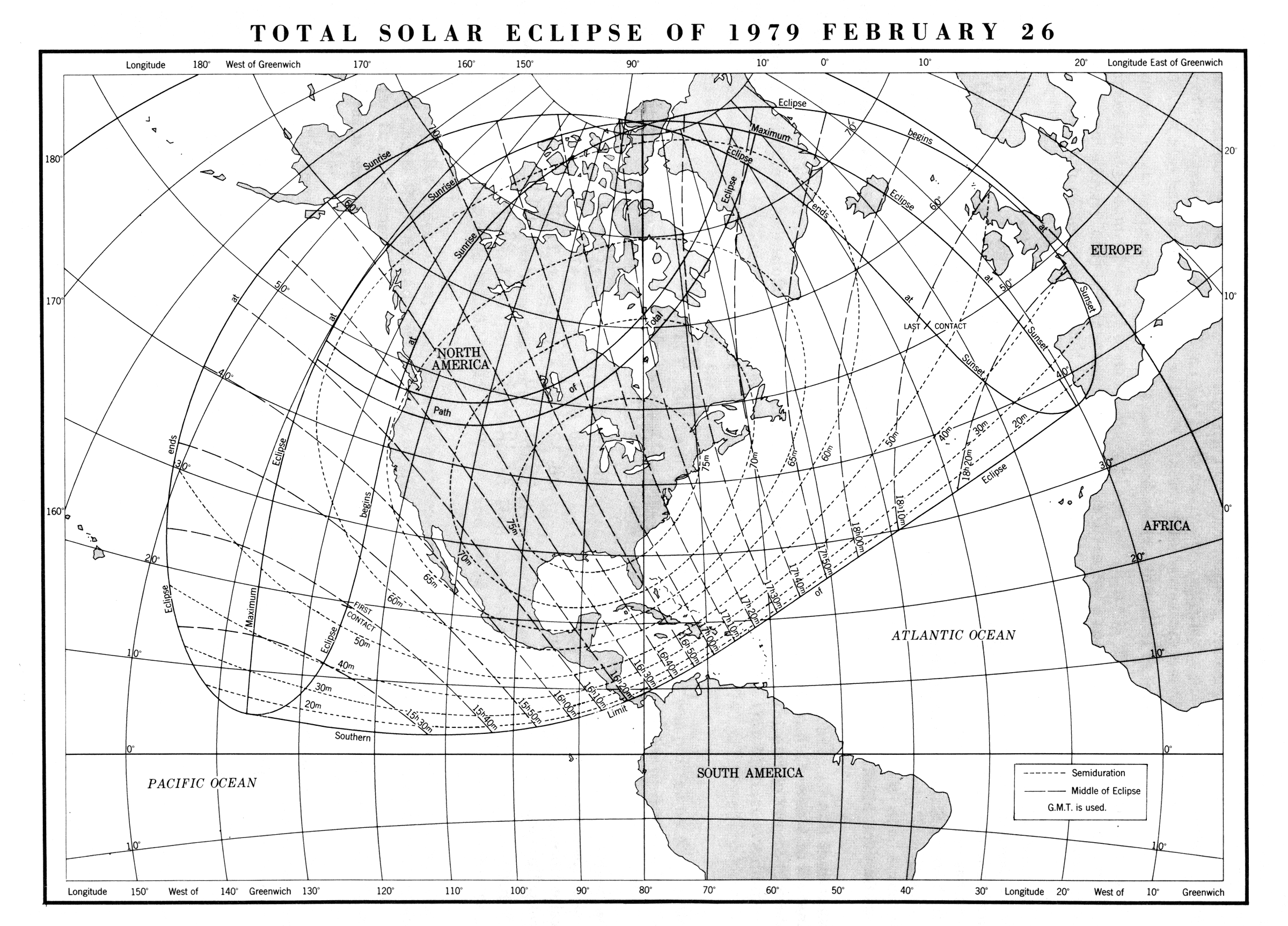 svs 2017 total solar eclipse map and shapefiles