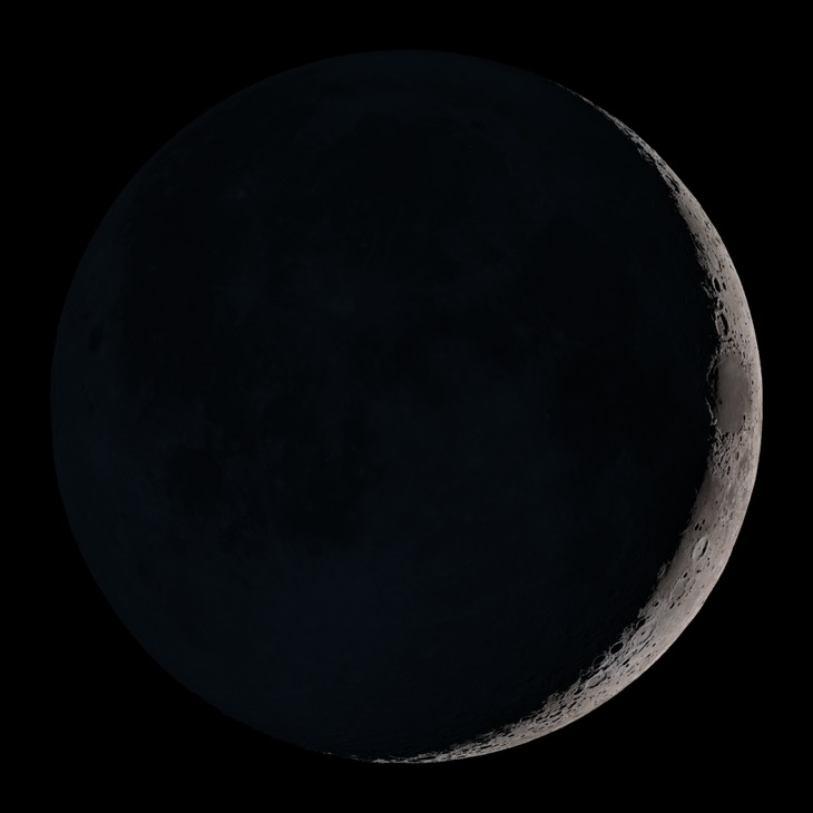SVS: Moon Phase and Libration, 2017