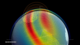 Link to Recent Story entitled: Exploring Earth's Ionosphere: Limb view