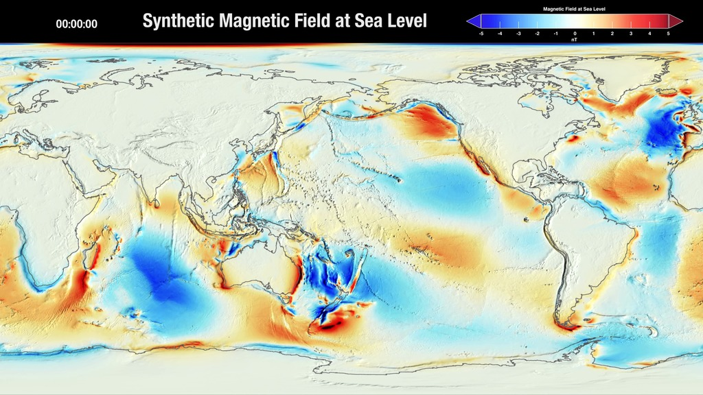 SVS: Ocean Tides and Magnetic Fields