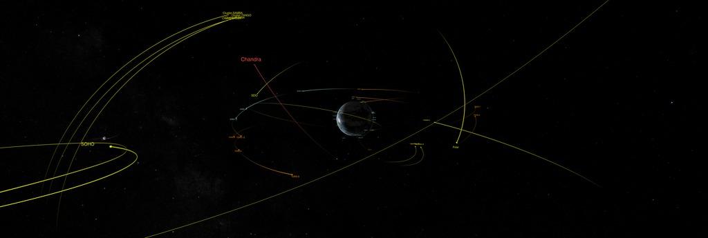 SVS: NASA's Near-Earth Science Mission Fleet: March 2017