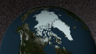 Link to Related Story entitled: Annual Arctic Sea Ice Minimum 1979-2017 (SSMI data)