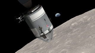 Link to Related Story entitled: Earthrise in 4K
