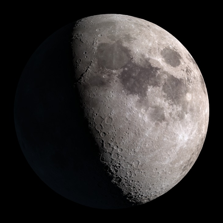 Moon to observe during event 2018/7/20