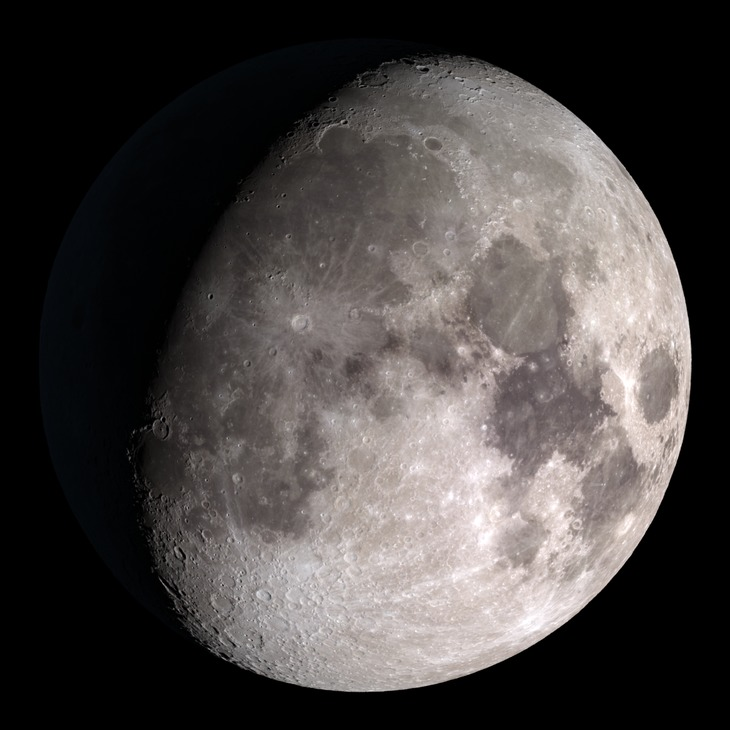 Moon to observe during event 2018/9/14