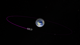 Link to Recent Story entitled: GOLD in Geostationary Orbit