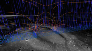 Link to Recent Story entitled: Magnetic Bubbles on the Moon...