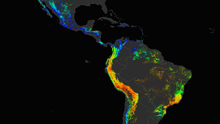 Link to Recent Story entitled: Landslide Climatology in the Americas: Journal Cover