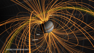 Link to Recent Story entitled: Jupiter's Magnetosphere