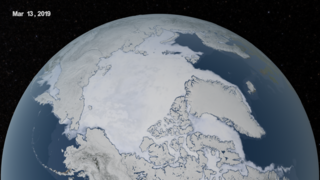 Link to Recent Story entitled: Arctic Sea Ice Maximum 2019