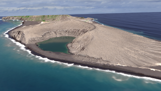Link to Recent Story entitled: New Island forms in Tonga (Updated)
