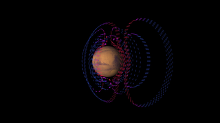 Link to Recent Story entitled: MAVEN – Mars Electric Current Systems