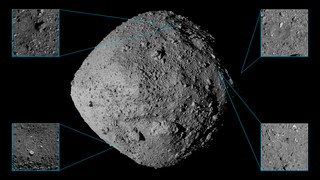 Link to Related Story entitled: OSIRIS-REx - Asteroid Bennu Sample Site Finalists