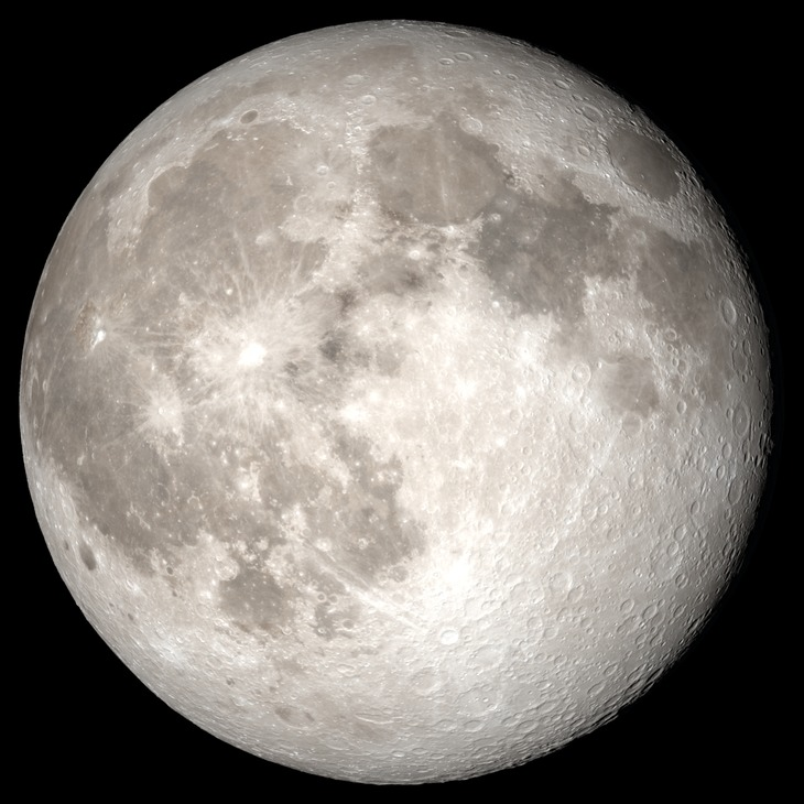Moon at Perigee (13:31 MST).